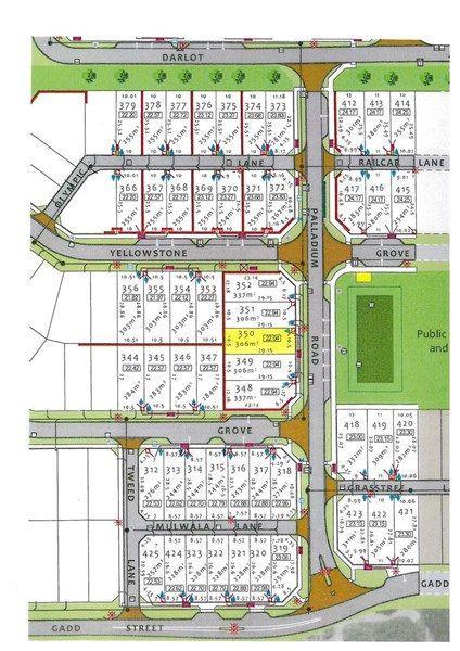 Lot 350 Palladium Avenue, WA 6164
