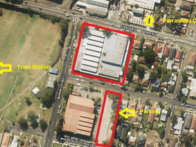 (no street name provided), NSW 2161