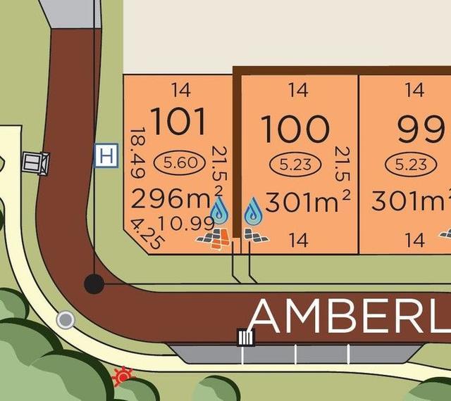 Lot 100 (Stage 2A) Amberley Drive, WA 6171