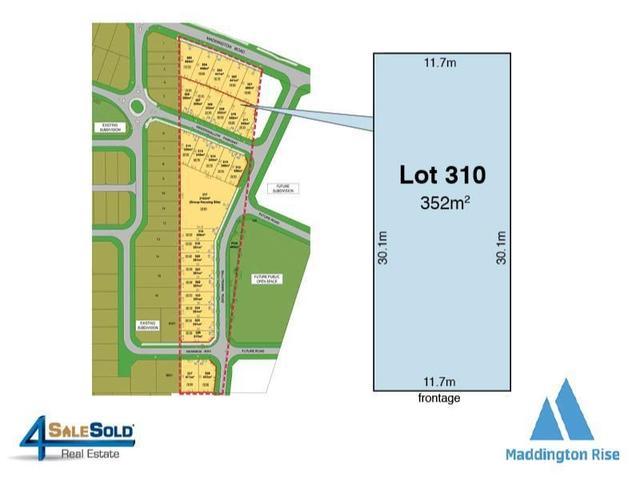 Lot 310 Woodswallow Parkway, WA 6109