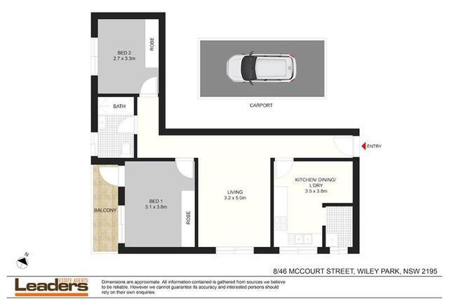 46 McCount  Street, NSW 2195