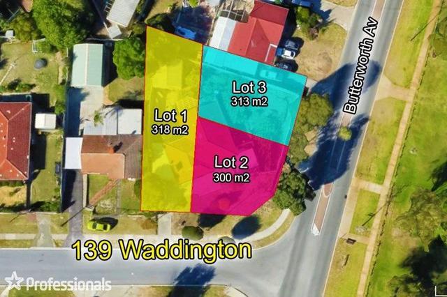 1, 2 & 3 Waddington Crescent, WA 6064