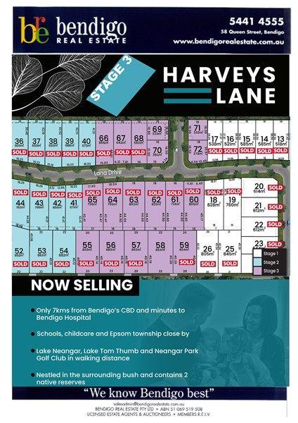 Stage 3 Harveys Lane, VIC 3556