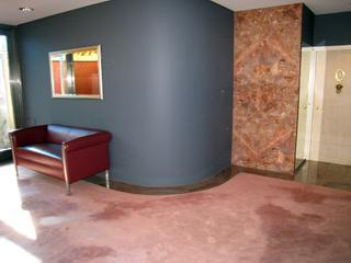 building foyer
