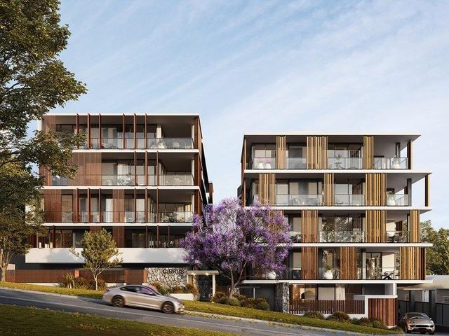 101/15 Carlton Street, QLD 4101