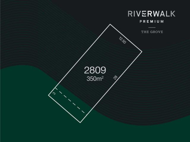 Lot 2809 (Riverwalk) Constant Avenue, VIC 3030