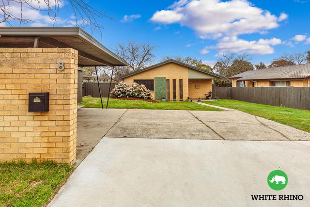 8 Warby Place, ACT 2615