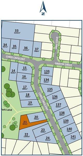Lot 21 Astoria Park, VIC 3844