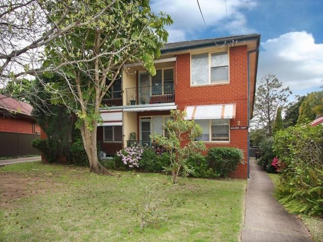 6/2 Melrose Street, NSW 2133