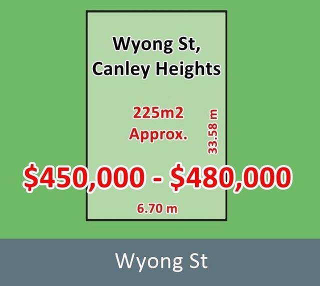 Wyong Street, NSW 2166