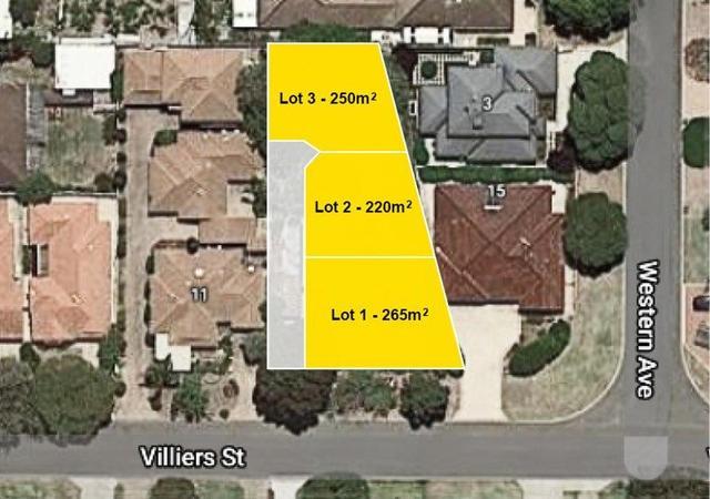 Lot 1,2,3/13 Villiers Street, WA 6060