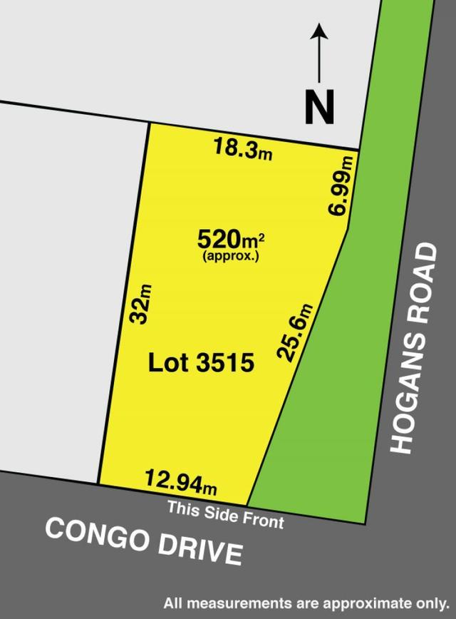 Lot 3515 Congo Drive, VIC 3029