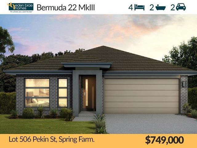 Lot 506 Pekin Street, NSW 2570