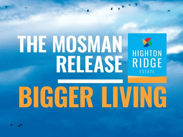 The Mosman Release, VIC 3216
