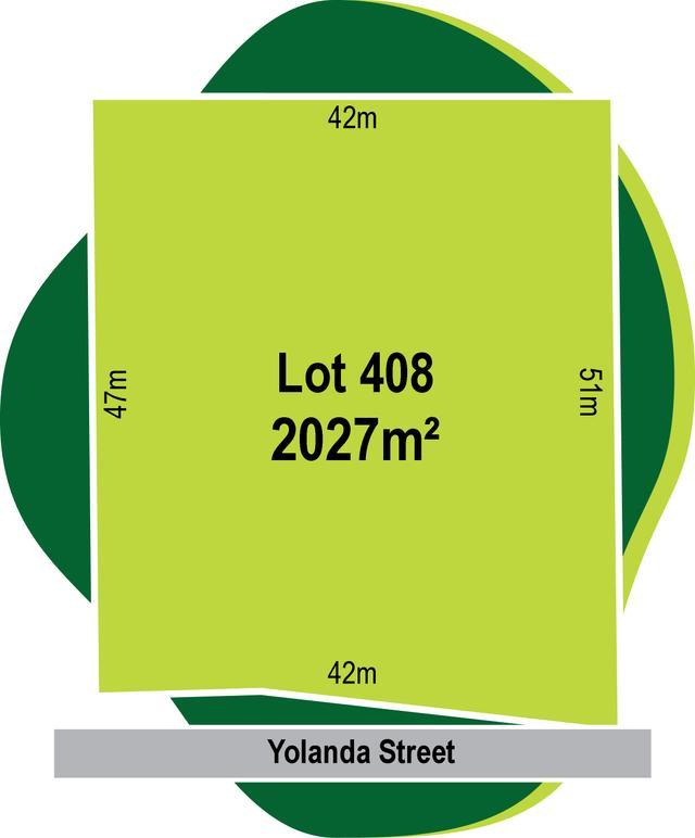 Lot 408 Yolanda Street, NSW 2527