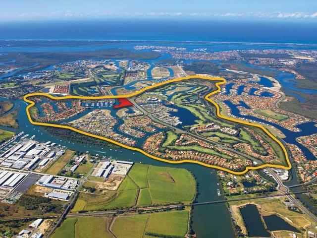 1 The Peninsula, QLD 4212