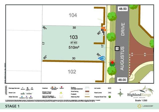 Lot 103 Augustus Drive, WA 6056