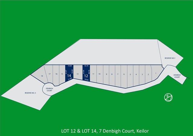 Lot 14, 7 Denbigh Court, VIC 3036