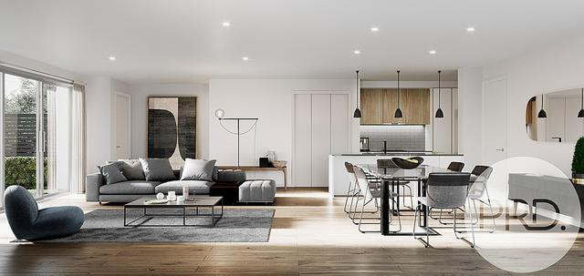 Embrace - Unit Type 1 (End Unit) | Block A, NSW 2620