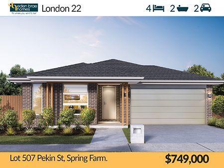 Lot 507 Pekin Street, NSW 2570